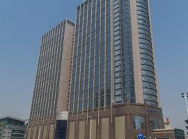 Lidu Hotel Apartment with Sea View Middle Xianggang Road Lijingyuzhu