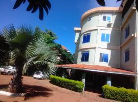 Golden Peace Hotel, Gulu (Near Erute)
