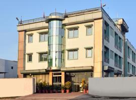 Hotel Gangotri, Харидвар (рядом с городом Bahādrābād)