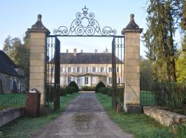 Château de Prunevaux, Ноле (рядом с городом Montigny-aux-Amognes)