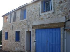 Entre vignes et garrigue, Montpeyroux