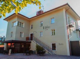 Das Alte Rathaus, Egna