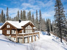 Bydalen Timber Lodge, Bydalen