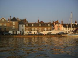 Hannaford's Quay, 11 The Strand, Эксетер (рядом с городом Topsham)
