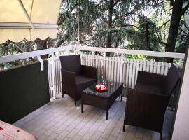 Appartamento con terrazzo relax, Monfalcone (Ronchi dei Legionari yakınında)