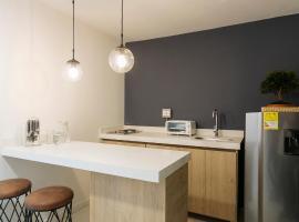 Apartamento Lleras Verde Azul 2.0