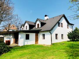 Brazdova chata, Hora Svaté Kateřiny (Boleboř yakınında)