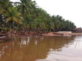 Bel ami sur pilotis, Ouidah (Azizacoue yakınında)