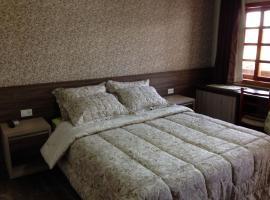 Hotel Zenf, Papanduva