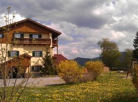 Ferienwohnungen Hotel Garni Dörflerwirt, Aflenz Kurort (Palbersdorf yakınında)