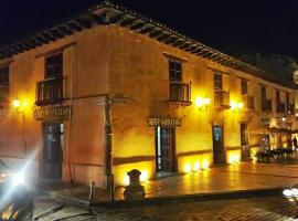 Hotel Santa Clara, San Cristóbal de Las Casas