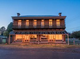 Hill End Historic Cottages, Hill End (Turondale yakınında)