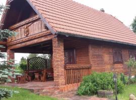 Cottage House Gala, Lijevi Štefanki (рядом с городом Pisarovina)