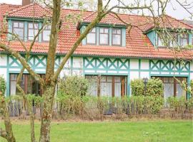 Damhirsch Suite Gutshof Sparow, Nossentiner Hütte (Alt Schwerin yakınında)