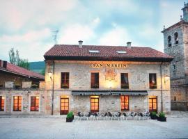 Hostal San Martin, Molinos de Duero (рядом с городом Vinuesa)