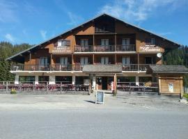 Hotel Restaurant Les Rosieres