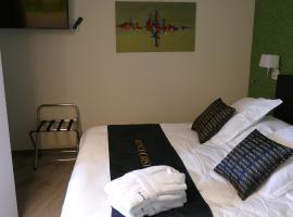 Hotel Monte Cristo, Hoeselt (Bilzen yakınında)
