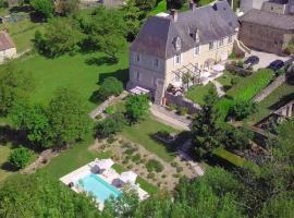 Chambre d'hôtes Au jardin de la Bachellerie, La Bachellerie (рядом с городом Peyrignac)