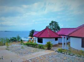 Busua Paradiso Beach Resort, Busua (рядом с городом Agona)