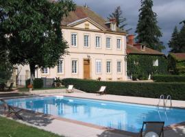 Domaine du Château de Marchangy, Saint-Pierre-la-Noaille (рядом с городом Saint-Nizier-sous-Charlieu)