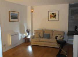 Rotherhithe apartment near park and river