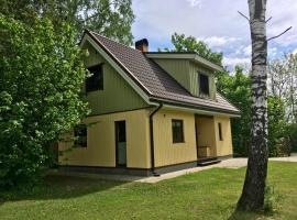 Muraka puhkemaja, Linnamäe (Kaasiku yakınında)