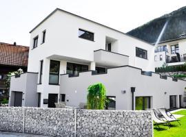 Appartement Alpenzauber, Arzl im Pitztal (Unterleins yakınında)