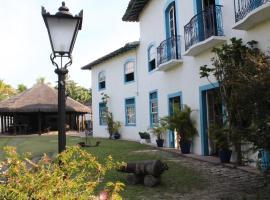 Porto Grande Hotel & Convention, São Sebastião