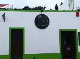 Pés Verdes-Alojamento e Chá