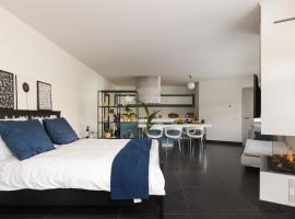 Luxurious Loft Apartment