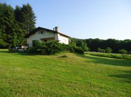 cottage pleine nature, Wattwiller (рядом с городом Hartmannswiller)