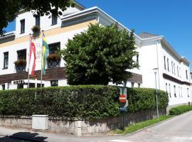 Hotel Vöslauerhof, Bad Vöslau (Leobersdorf yakınında)