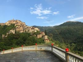 B&b Villa Margherita, Apricale (Isolabona yakınında)