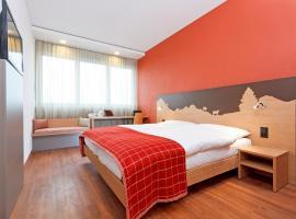 SwissEver Zug Swiss Quality Hotel, Zug (Knonau yakınında)