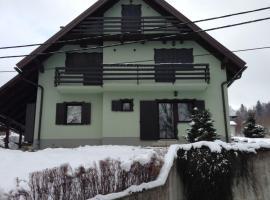 Apartments Vjeverica