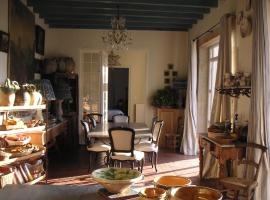 Maison De Caractere Sainte Anne Sud, Allemans-du-Dropt (рядом с городом Monteton)