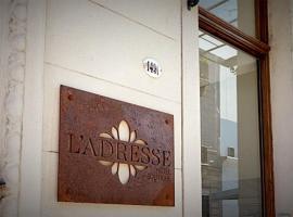 L'Adresse Hôtel Boutique