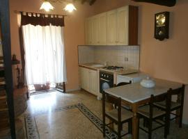 Ancient Sorano style house, Montevitozzo (Montorio yakınında)