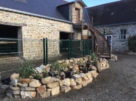 The Hayloft at Le Bois, Erbray (рядом с городом Bonnoeuvre)