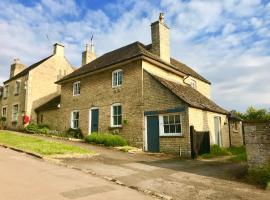 Wood Farm House, Collyweston (рядом с городом Easton on the Hill)