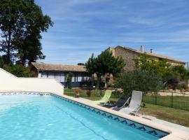 Holiday home Chemin du Roard, Camaret-sur-Aigues