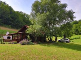 Villa Pepeljuga, Vižovlje (рядом с городом Veliko Trgovišće)
