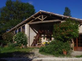 Le Grangé, Giscaro (рядом с городом Escorneboeuf)
