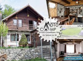 Moto Camp Cisnadioara