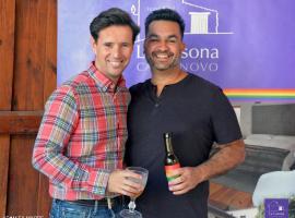 La Casona de Castilnovo - Gay Men Only, Valdesaz (рядом с городом Valdesimonte)