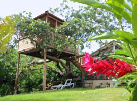 Taino River - Mountain Hotel, Higuey
