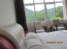 Pingle Guesthouse, Guangyuan (Wangcang yakınında)