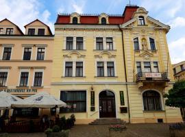 Hotel Slavie Česká Kamenice, Ческа-Каменице