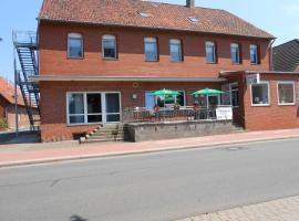 Albrecht's Hotel & Restaurant GmbH, Wiedensahl (Volksdorf yakınında)