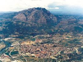 Events Hostel Montserrat, Olesa de Montserrat (Esparreguera yakınında)